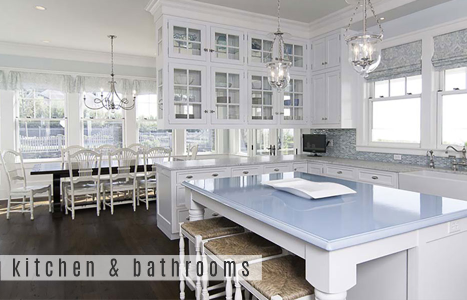 Kitchen & Bathrooms